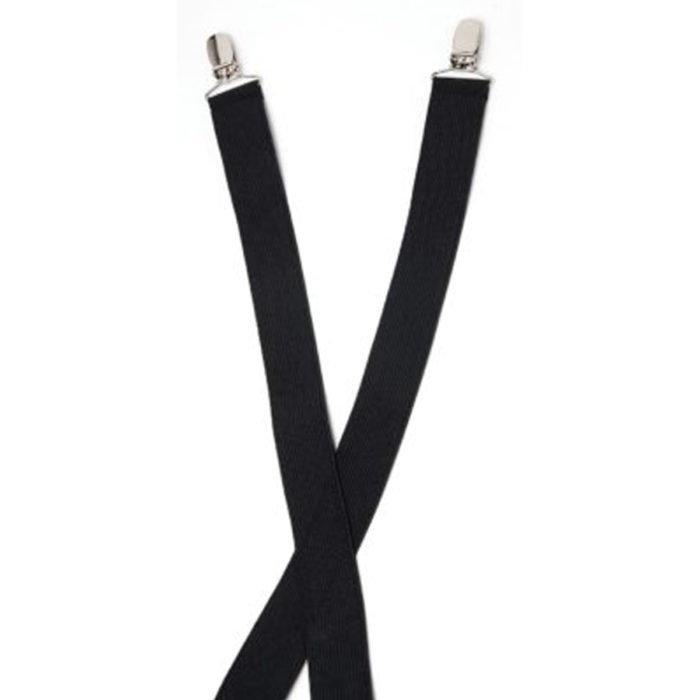 Suspenders Black standard
