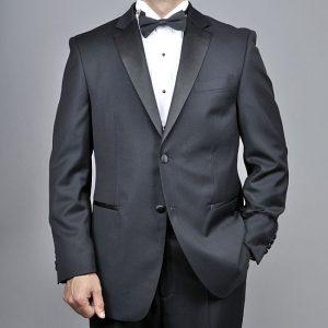black tuxedo for men