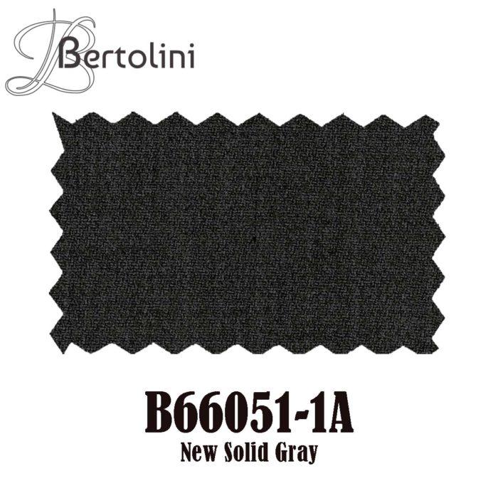 Bertolini Gray wool & silk suit