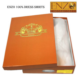 Enzo gift for men Shirt in the box
