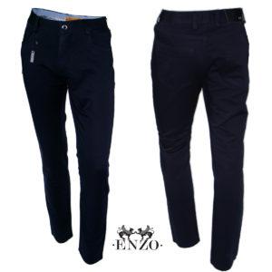 Enzo Navy Jeans 100% cotton
