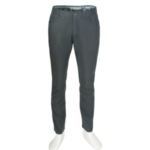 Enzo jeans black denim pants formal and casual front