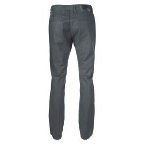 Enzo jeans black denim pants formal and casual back view