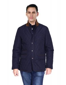 outerwear blue Mantoni jackets