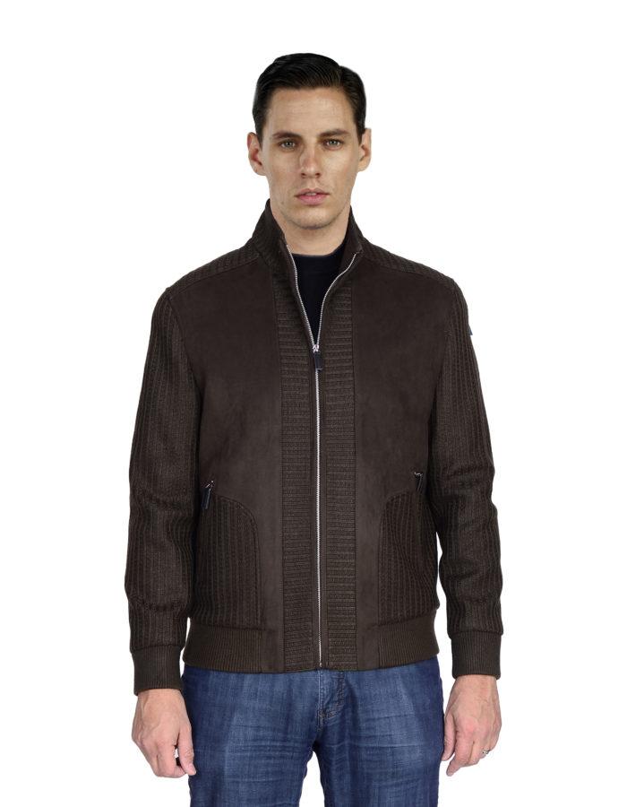 sport jackets brown cashmere