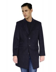 Mantoni long jacket car coat