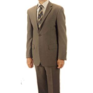 Mantoni business suit taupe