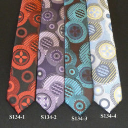 Giovanni Testi Medium Wide Ties S134