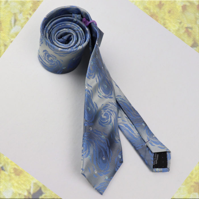 Giovanni Testi S81 Light Blue tie