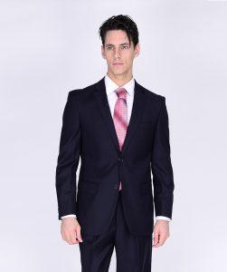 Bertolini double button suit