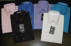 Giovanni Testi shirt convertible to cuff links