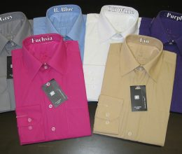 Giovanni Testi shirt convertible to cuff links