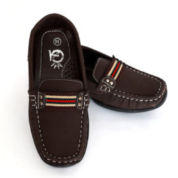 D-6111 Casual Italian Style Kids Shoes
