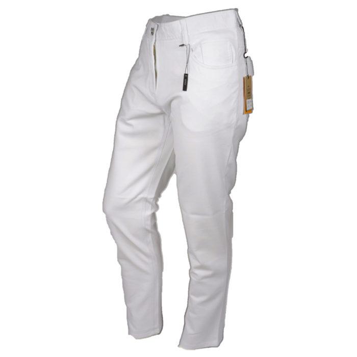 Enzo white jeans Albert5