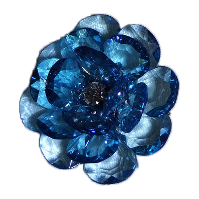 label-flower-blue-3