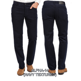 Enzo denim jeans Navy alpha 14