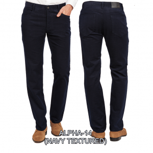Enzo denim jeans Navy alpha 14