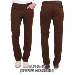 Enzo denim jeans Brown alpha 19