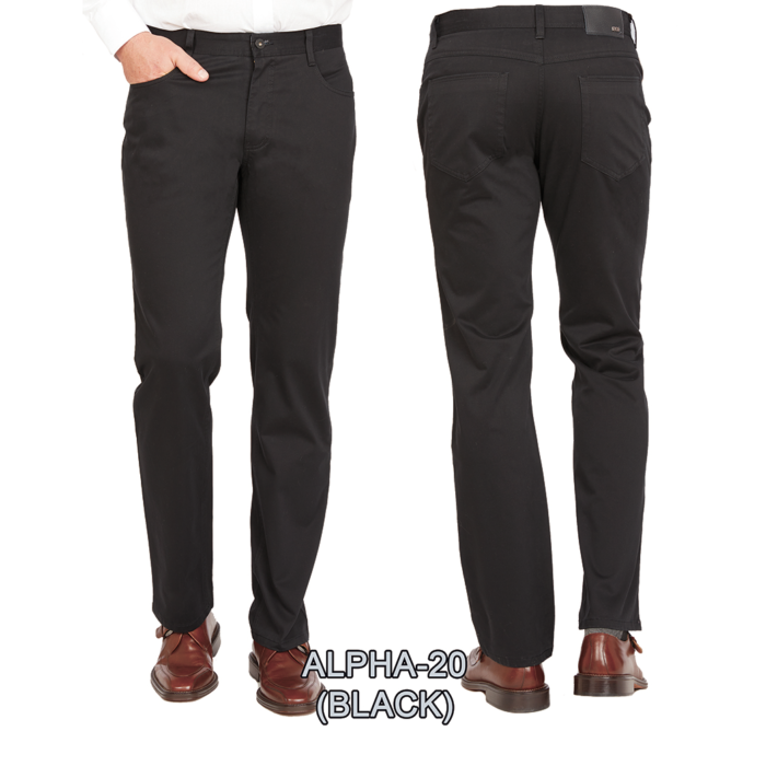 Enzo denim jeans Black alpha 20