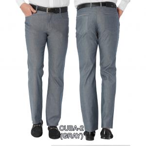 Enzo denim jeans gray cuba 2