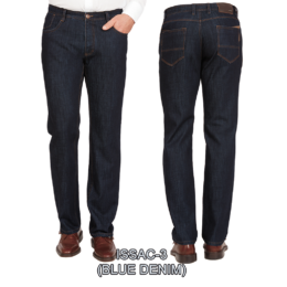 Enzo denim jeans Blue isaac 3