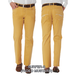 Enzo denim faded mustard surfer 3