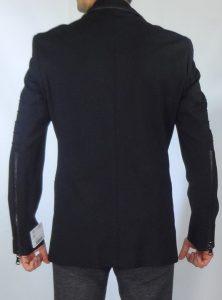 Moda Italy Giovanni Testi Zipper Jacket back image