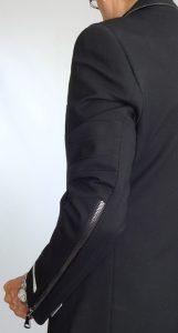 Moda Italy Giovanni Testi Zipper Jacket
