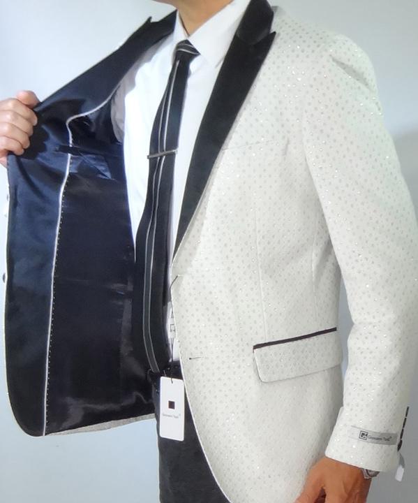 Moda Italy Giovanni Testi sports Jacket lining image