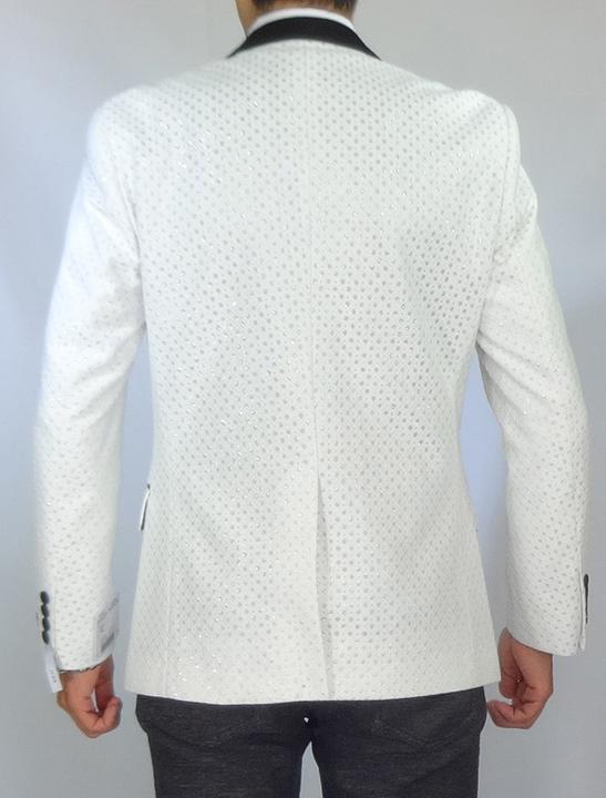 Moda Italy Giovanni Testi sports Jacket back image