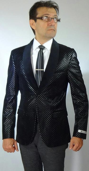 Giovanni Testi sports high fashion blazer B006 Blazer