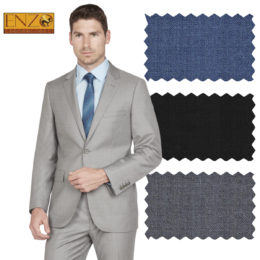 Enzo 150's wool suits