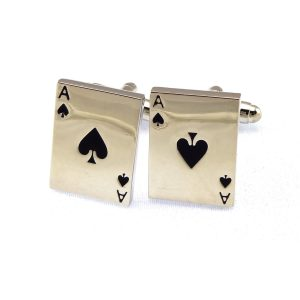 gaming cuff-links formal suits and dress shirts