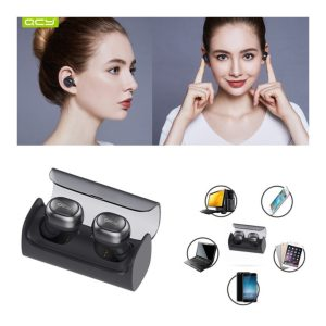 Bluetooth ear bugs stereo mp3 player