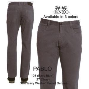 Enzo denim jeans 100% cotton