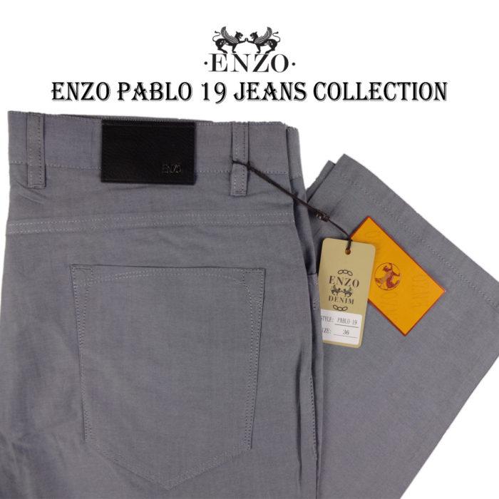 Enzo Pablo 19 Gray