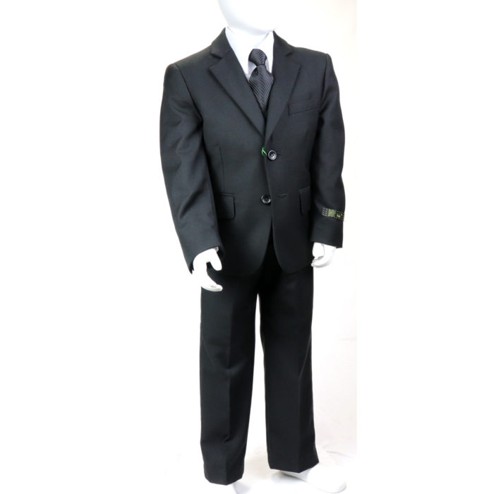 kids suits black tuxedos