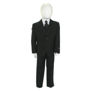 kids suits black tuxedos