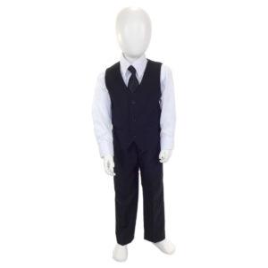 kids suits black tuxedos white shirt