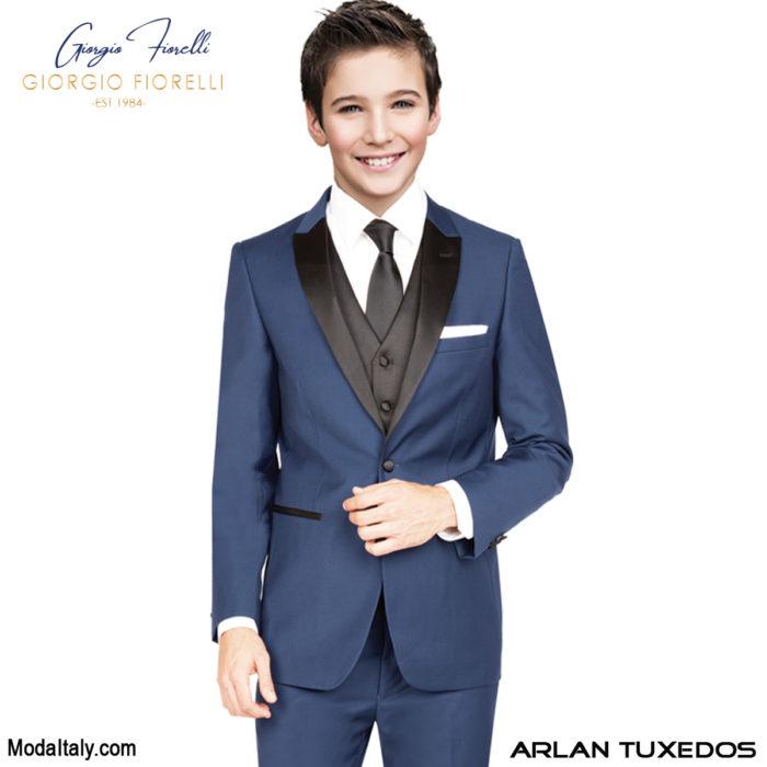 Giorgio Fiorelli Kids Arlan Tuxedo