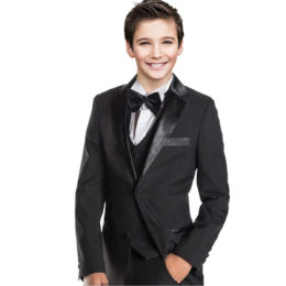 Blue Tuxedo for kids