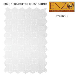 Enzo gift for men Box Pattern fabric.