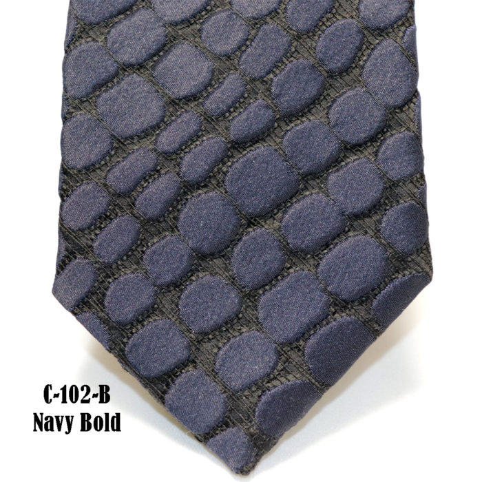 Reptile Skin Necktie C102-B