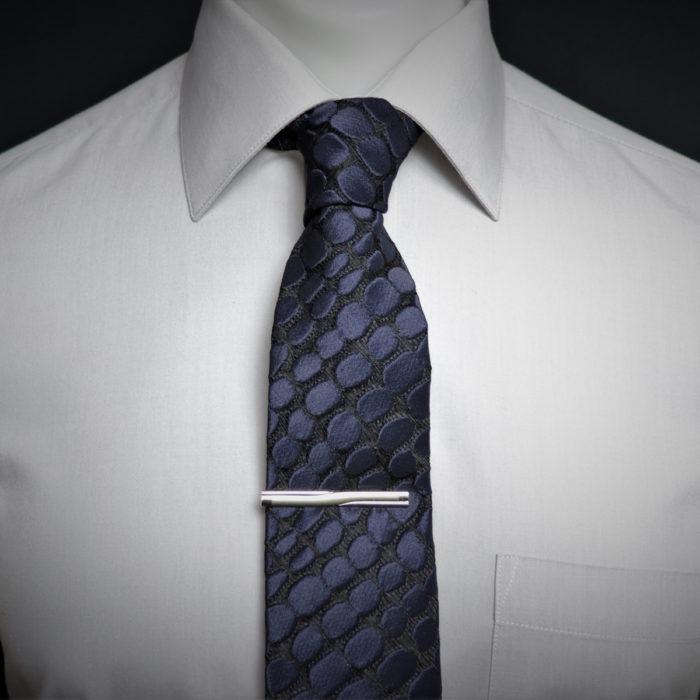 Reptile Skin Necktie C102-A