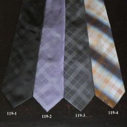 Giovanni Testi T119 Check tie