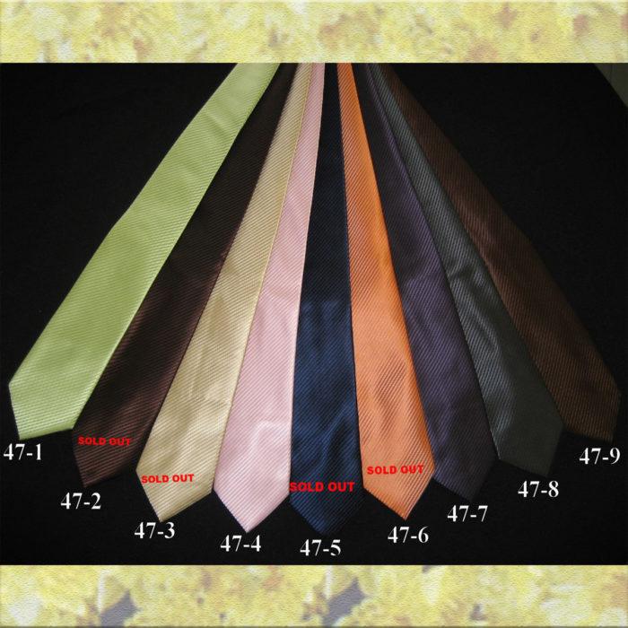 Giovanni Testi S47 Slim tie