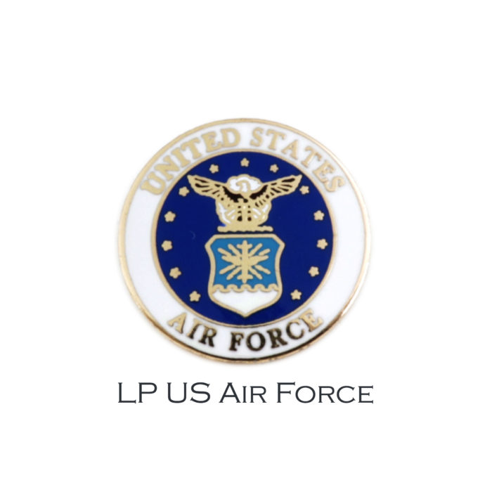 Air Force Military symbols and the bald eagle logo are particularly featured on this set.