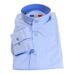 Cerruti Band-Collar Dress shirts Button-Down
