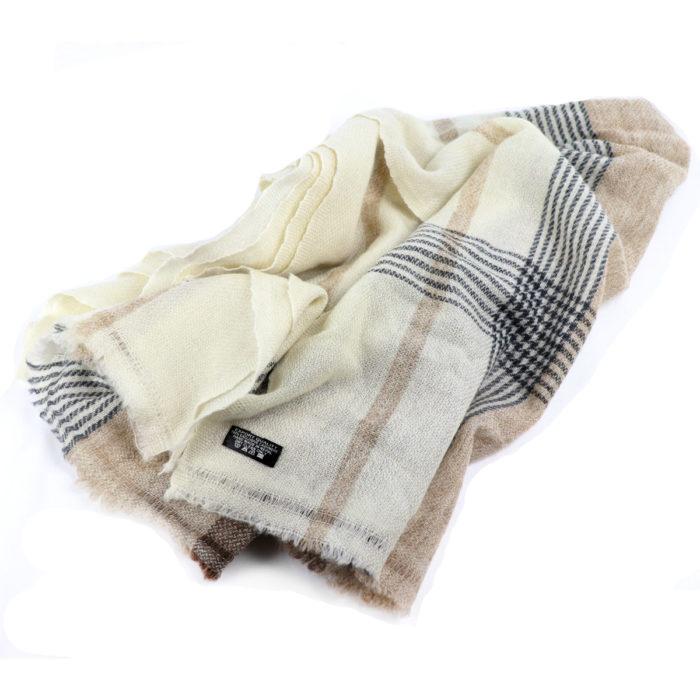 Nepal 102 cashmere scarf