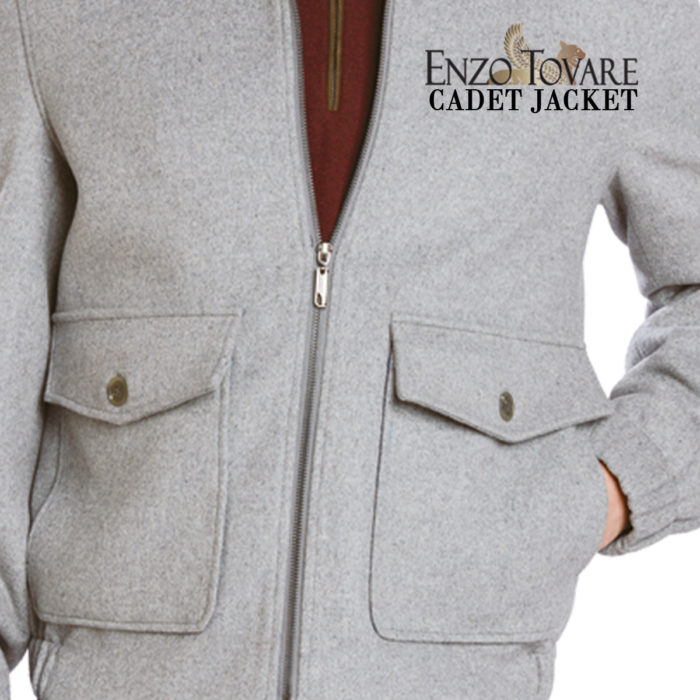 Enzo Cadet Jacket Coat